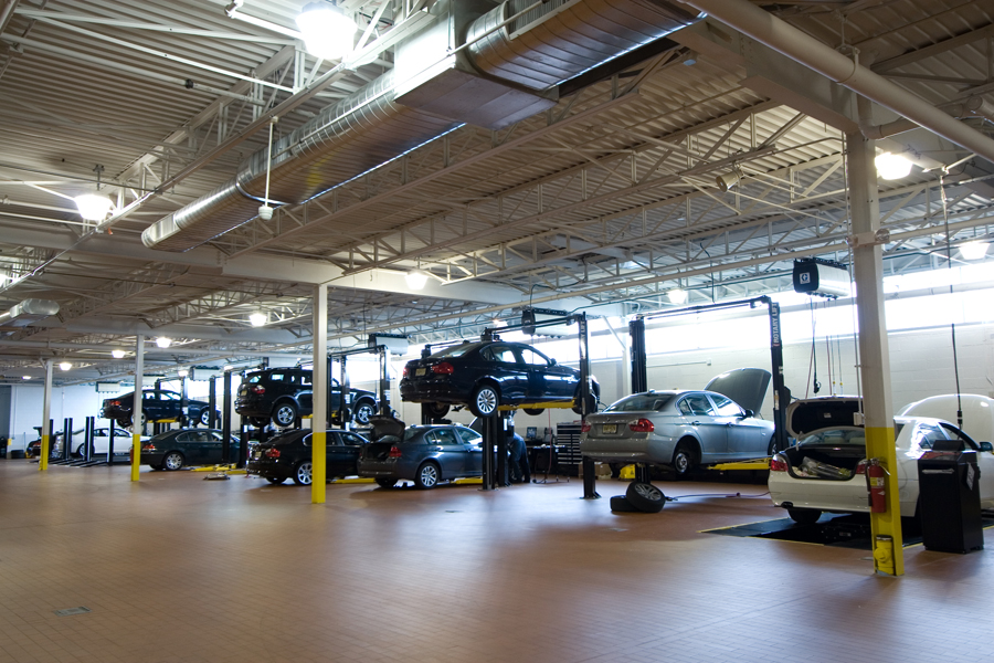 Auto Dealership At Rochelle Park Rpr General Contractor Nj